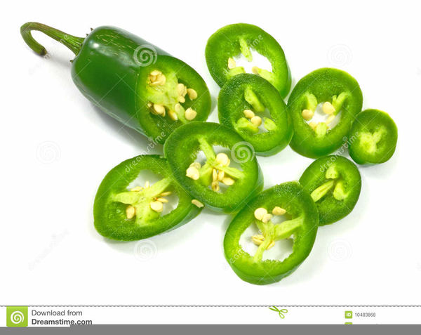 Jalapeno clipart jalapeno slice. Free pepper images at