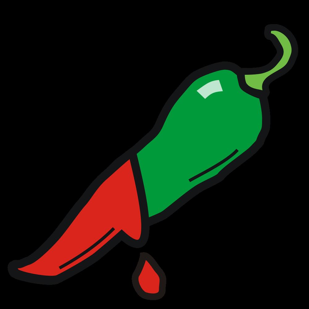jalapeno clipart serrano pepper