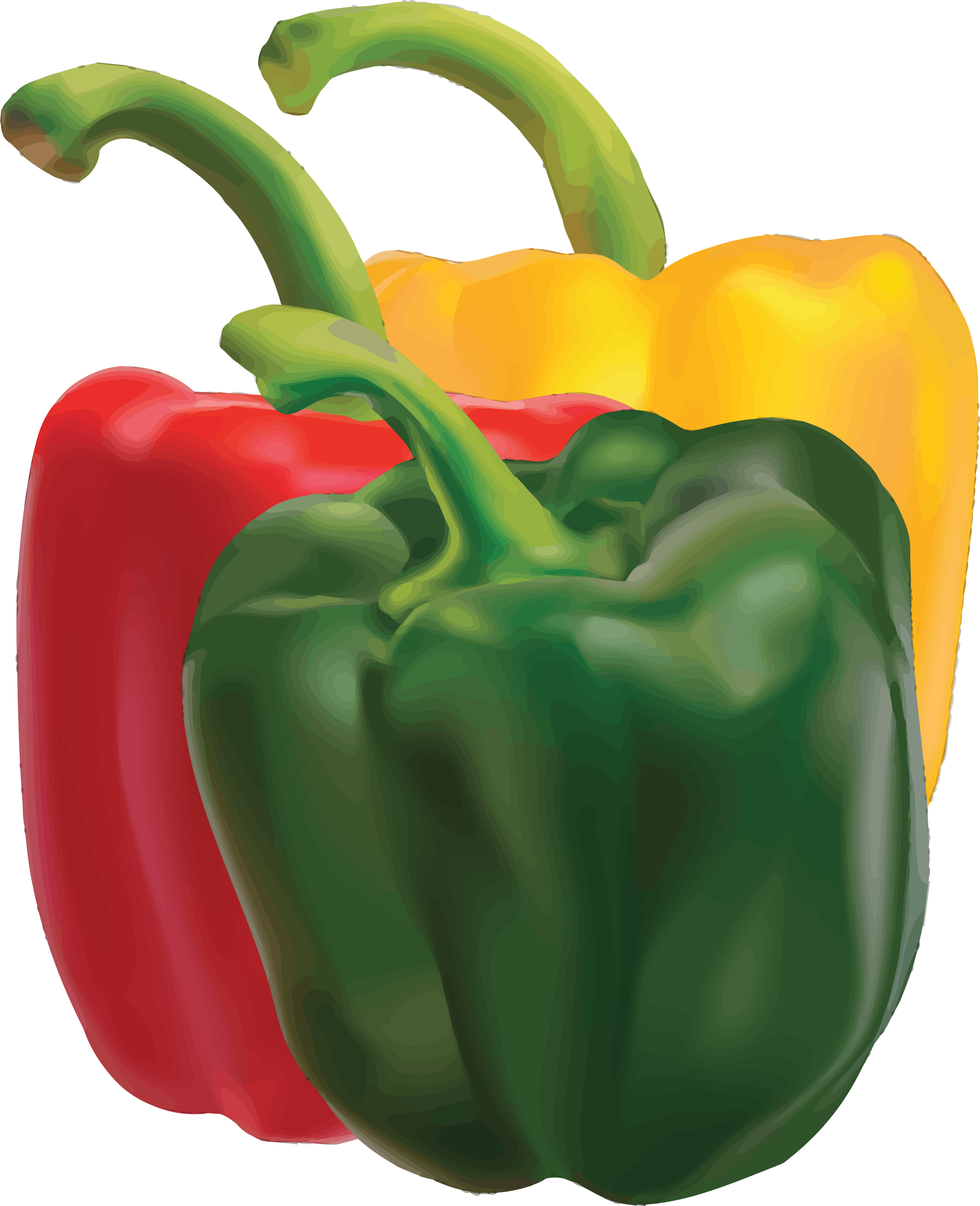 Green cliparts shop of. Pepper clipart sili