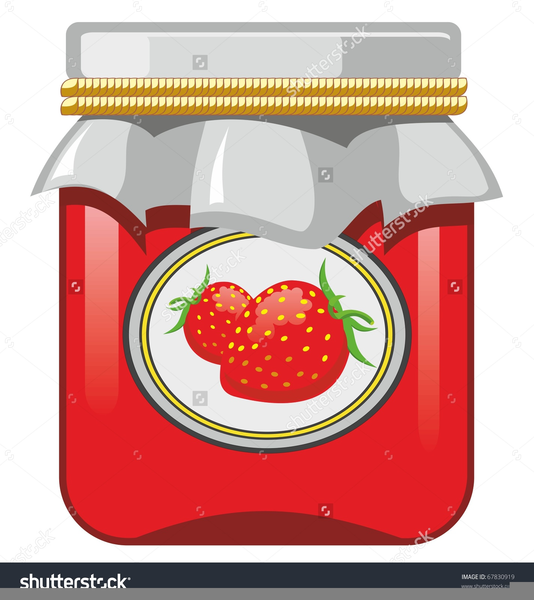 Jam clipart. Strawberry free images at