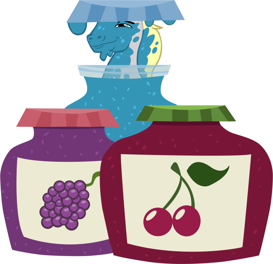 Jelly clipart fruit jam. Strangely obsessed with tubs