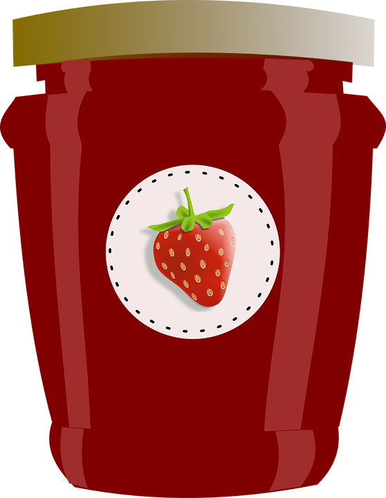 Jam clipart homemade jam