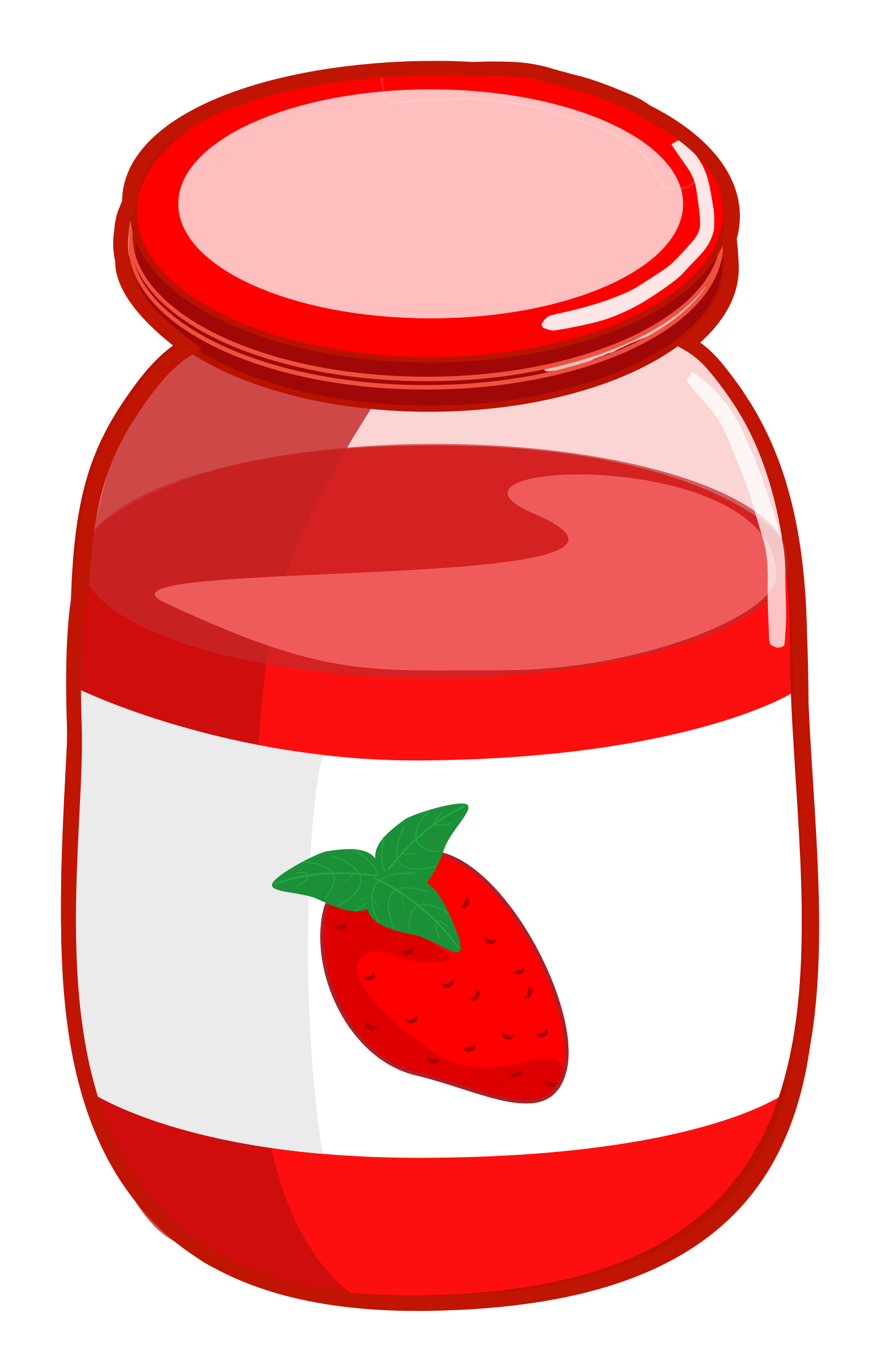jam huge freebie. Jelly clipart strawberry syrup