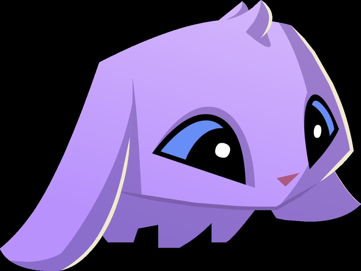 Image bunny png animal. Jam clipart purple