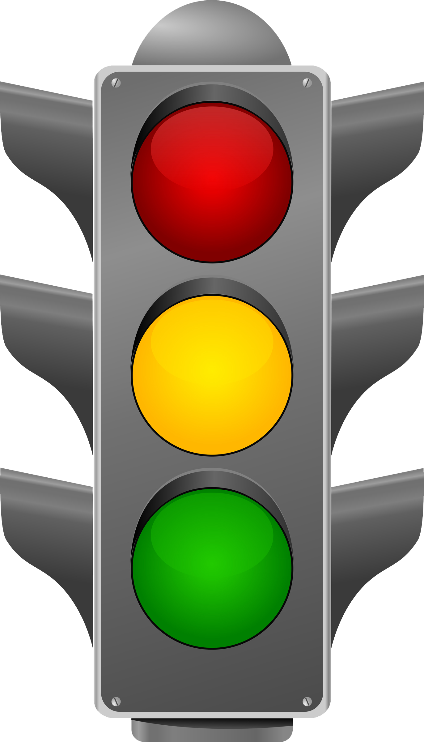 collection of traffic. Lights clipart lighting