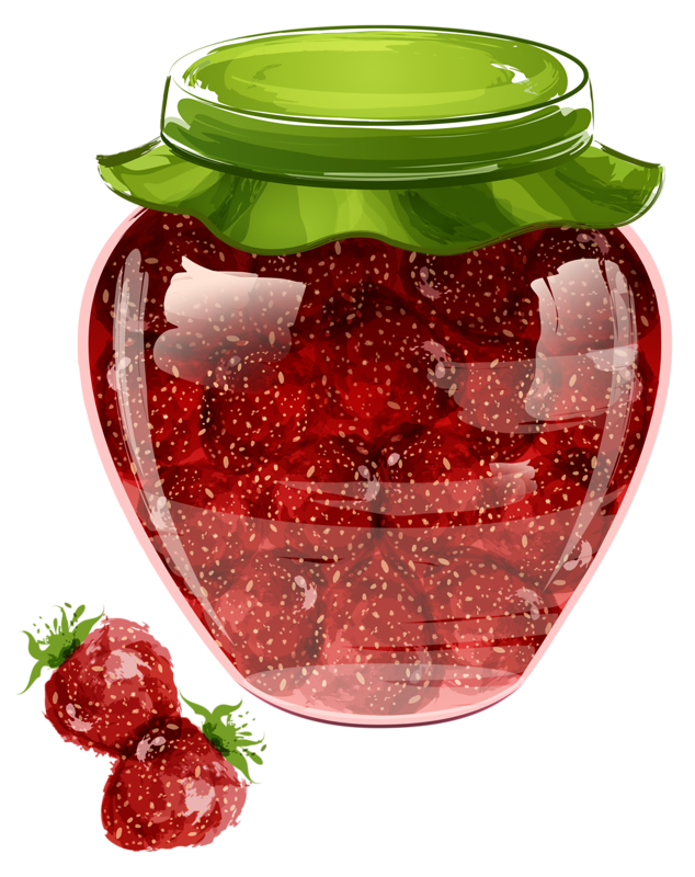 jelly clipart jams