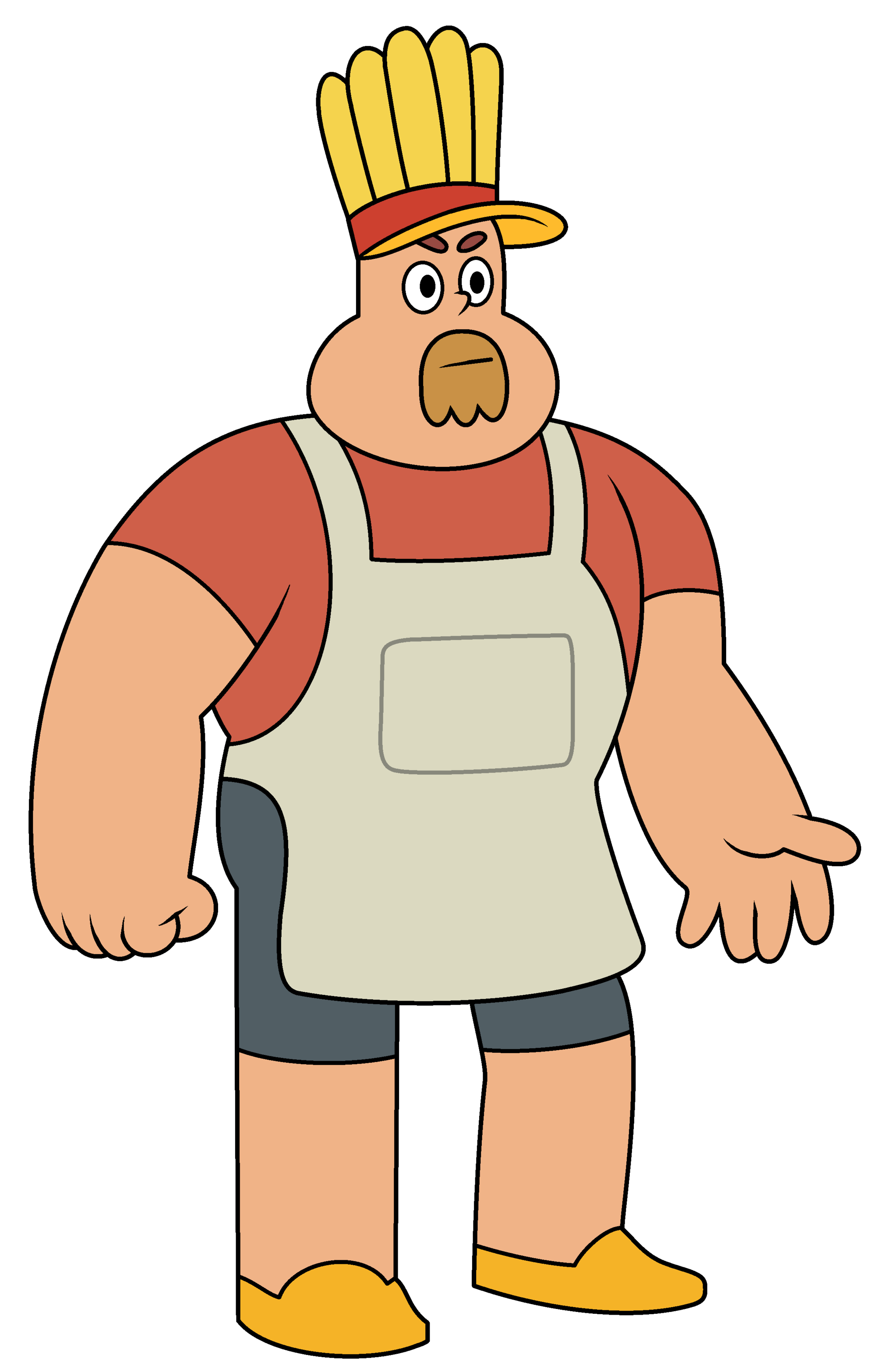 Proud clipart evil businessman. Mr fryman steven universe