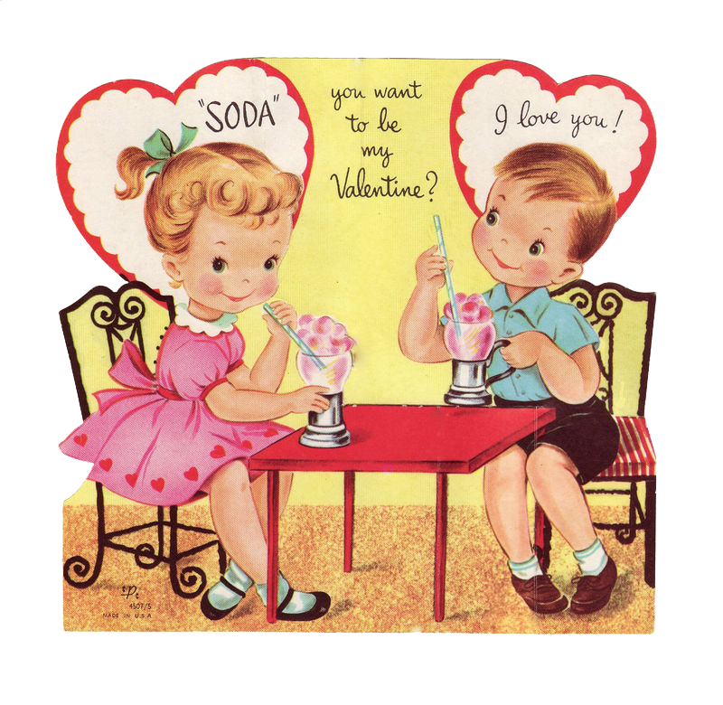 January clipart childhood day. Free vintage digital stamps