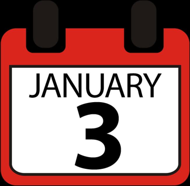 January clipart cozy.  rd calendar full