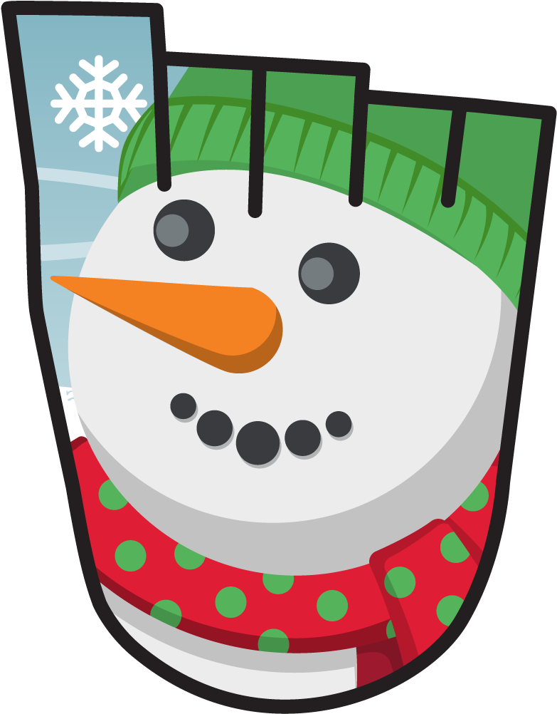 January clipart cozy. Wow badge full size