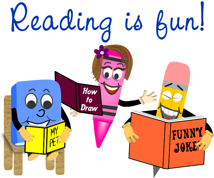 Hp reading is . January clipart i can do all thing