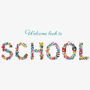 Back to school first. January clipart important