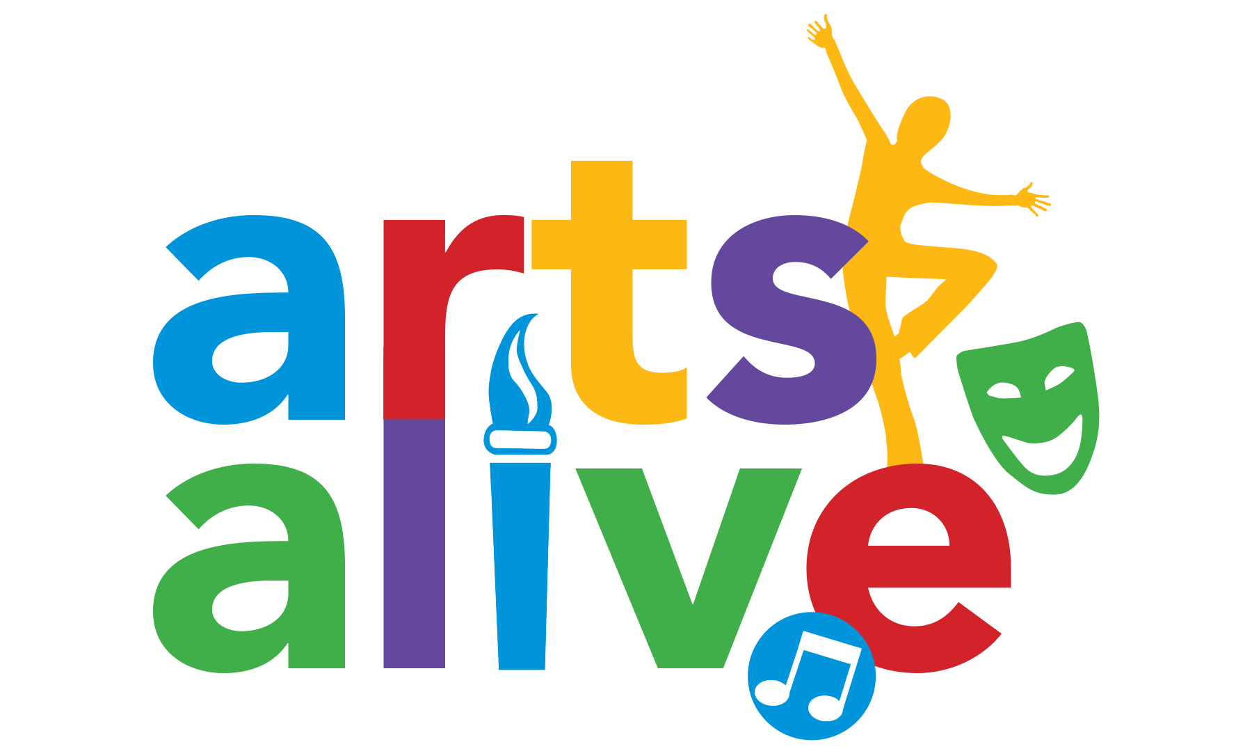 Name clipart writing centre. Arts alive events throughout