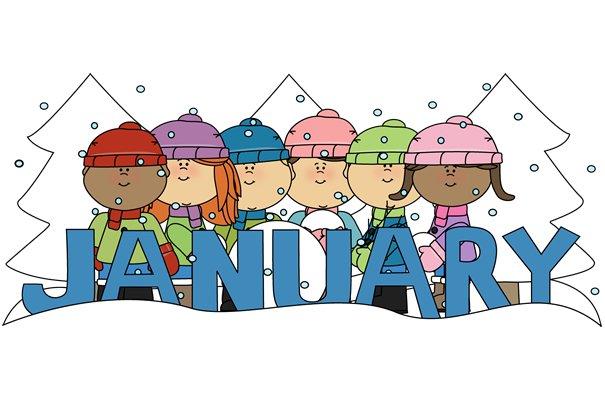 january clipart january holiday