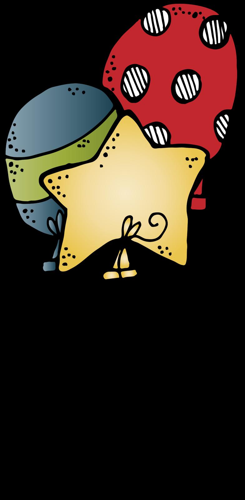 Lds clipart star. Melonheadz illustrating january xox