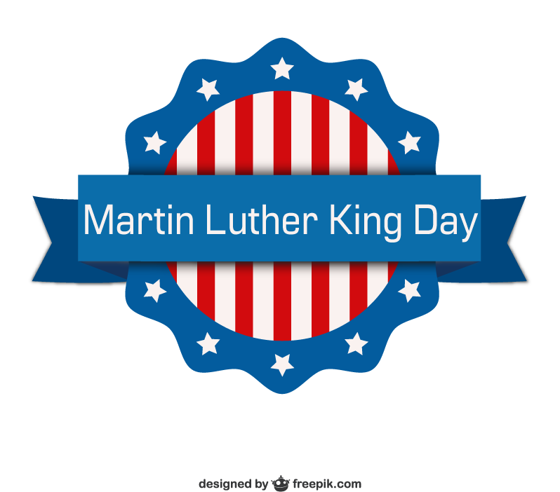 January clipart mlk day. Martin luther king jr