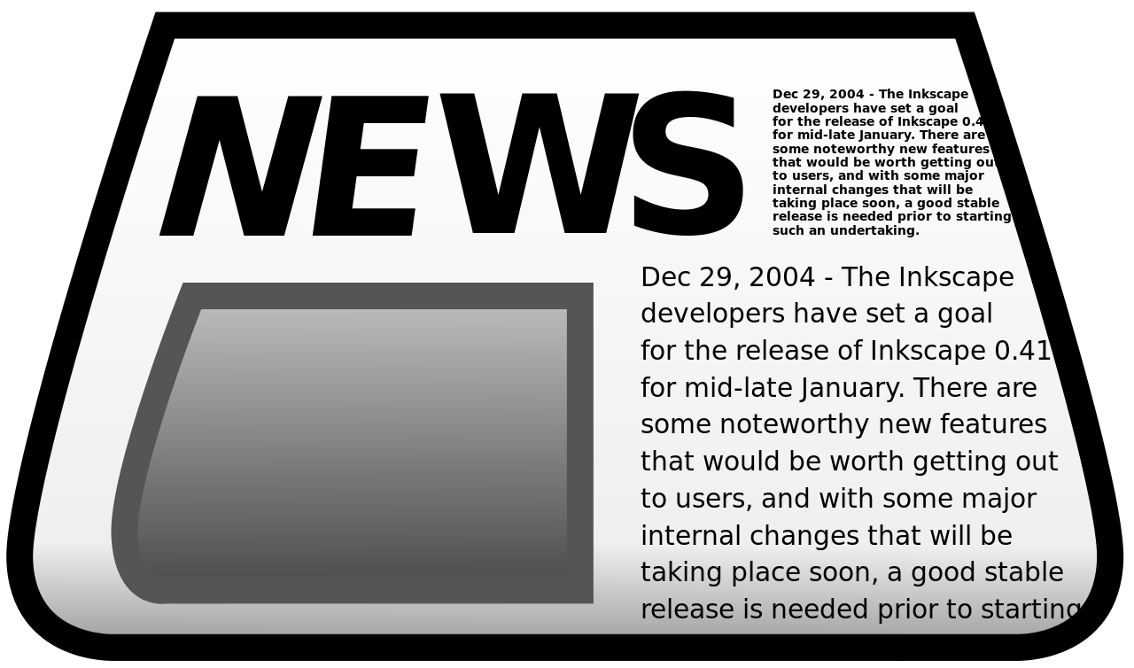 News clipart clip art. File svg wikimedia commons