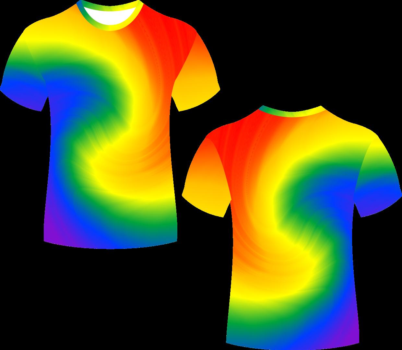 shirts clipart tie dye shirt