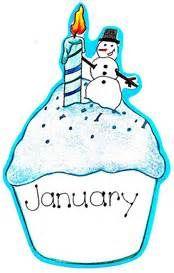 January clipart school. Birthdays yahoo image search