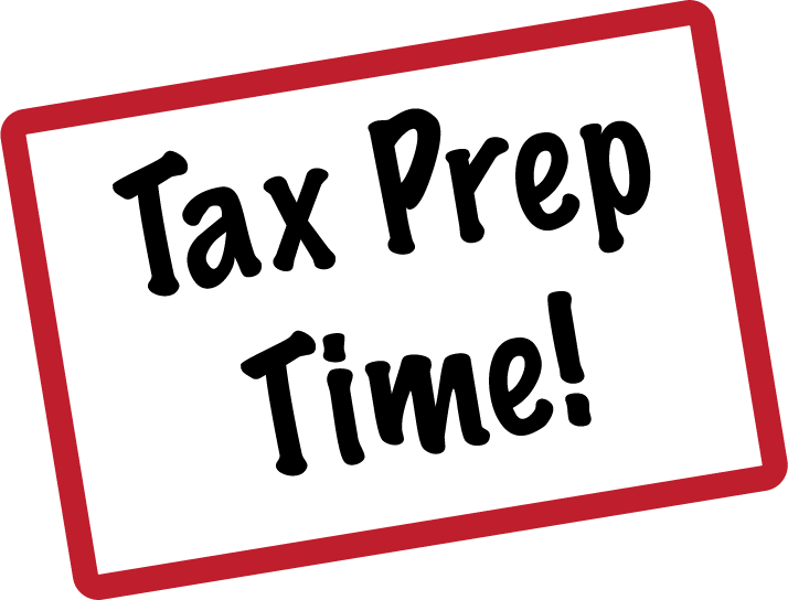 January clipart season. Tax assistance prepping your