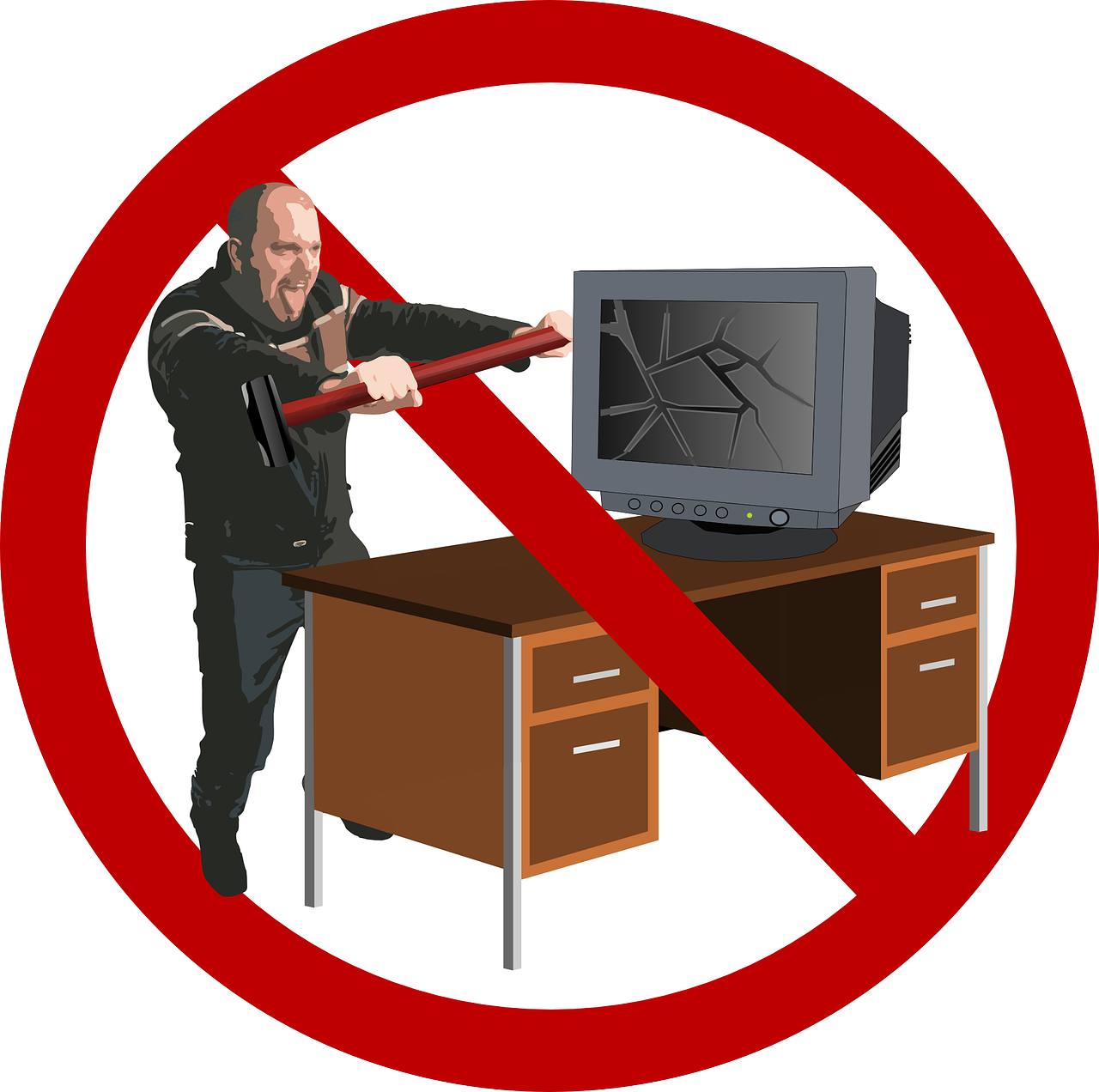 January clipart sledging. How to prevent computer