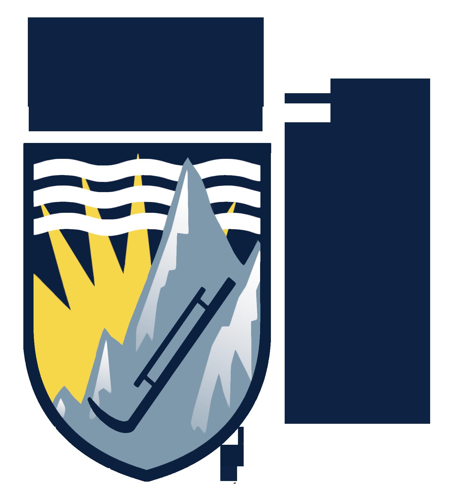 January clipart toboggan. News ubc concrete team