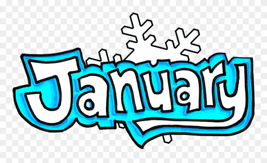 The scriptures are of. January clipart word