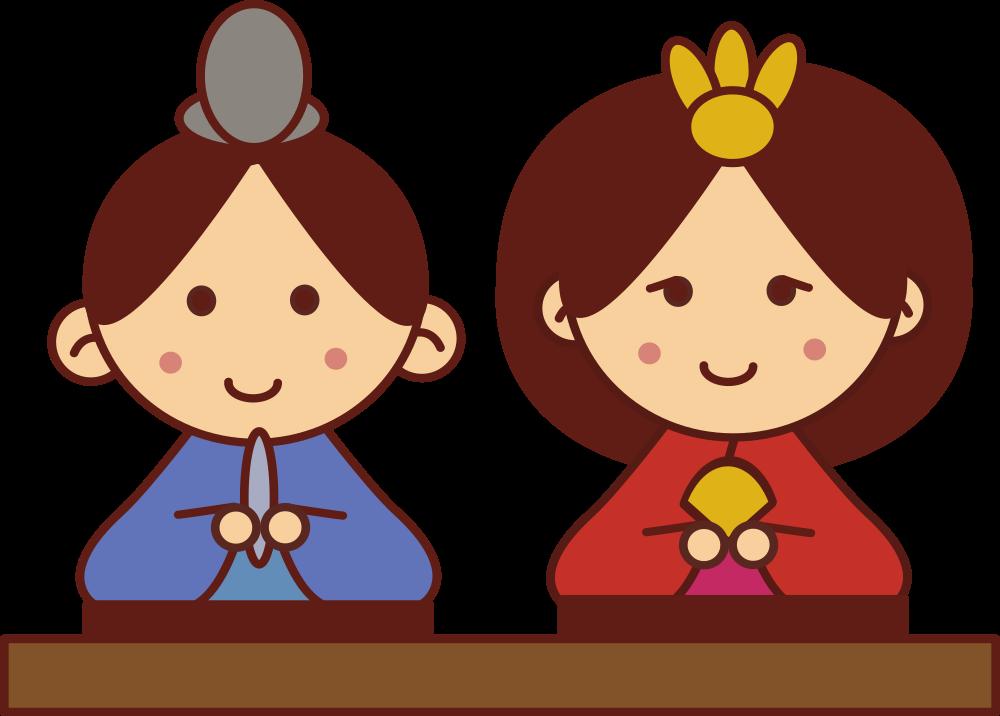 Japan clipart hinamatsuri. Onlinelabels clip art dolls