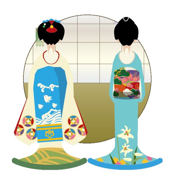 Are you geisha let. Japan clipart hinamatsuri