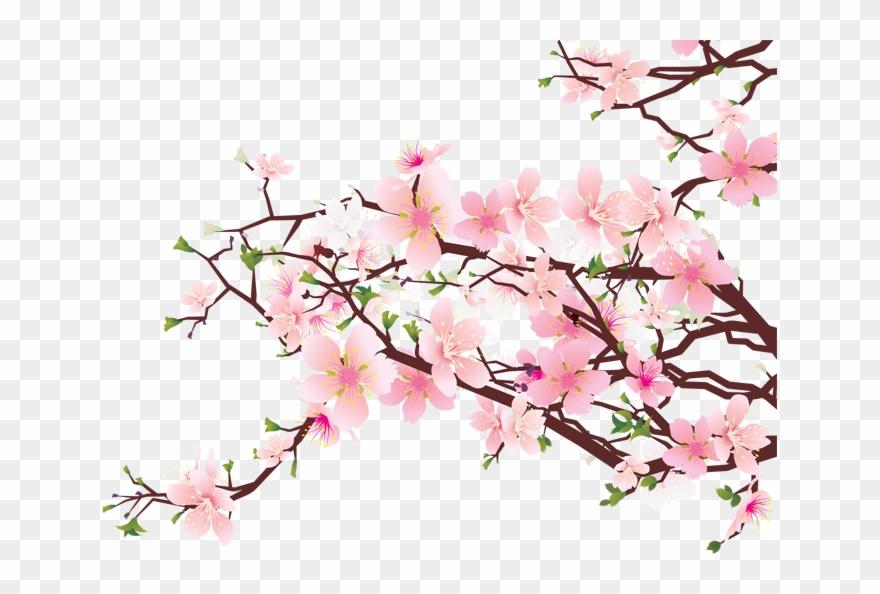 Clip stock image tree. Japanese clipart japan cherry blossom