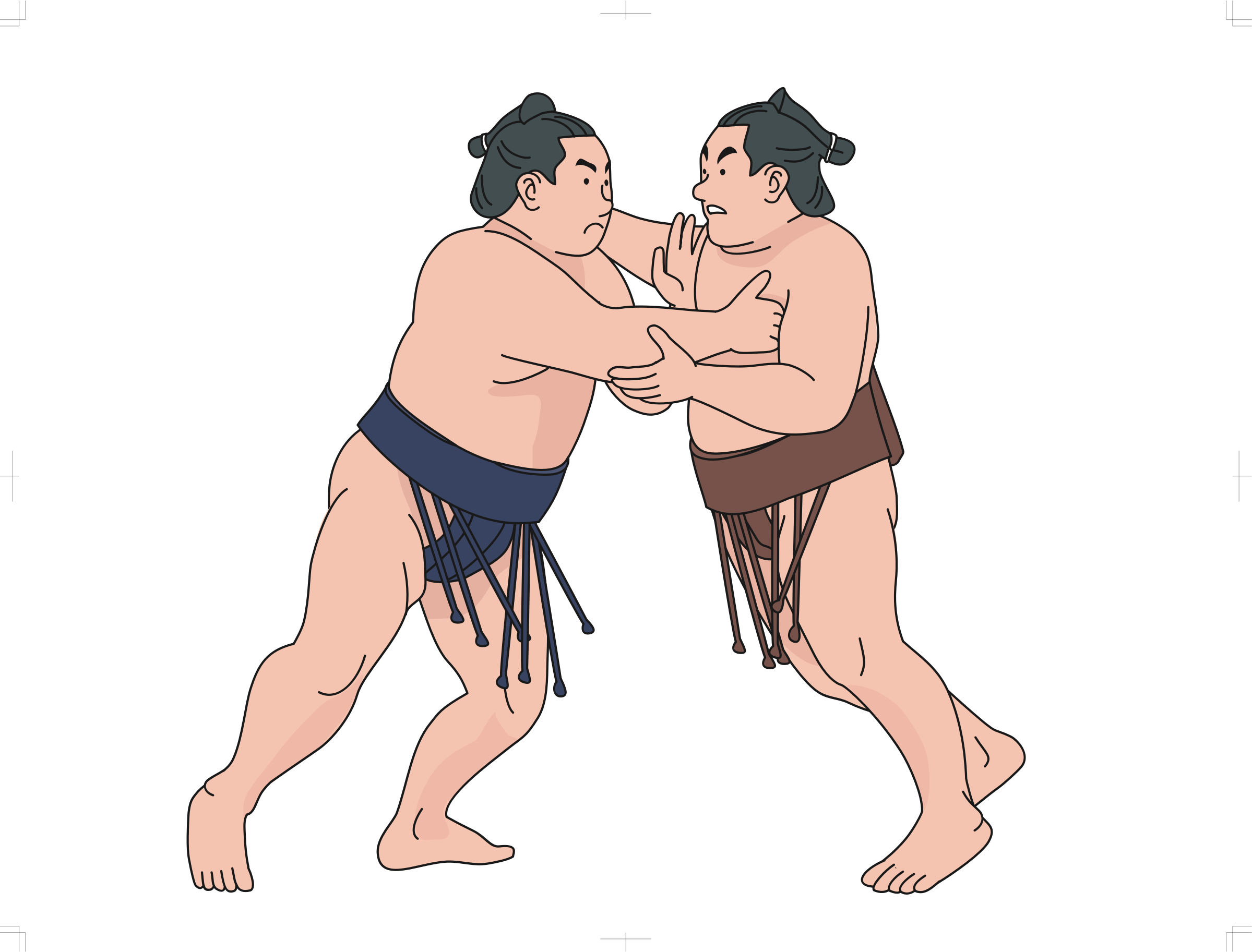 Sumo Wrestling Cartoon Stock Photography - Sumo Wrestler Cartoon - Free  Transparent PNG Clipart Images Download
