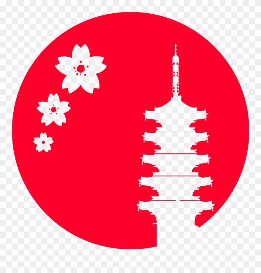Transparent japan pinclipart . Japanese clipart logo