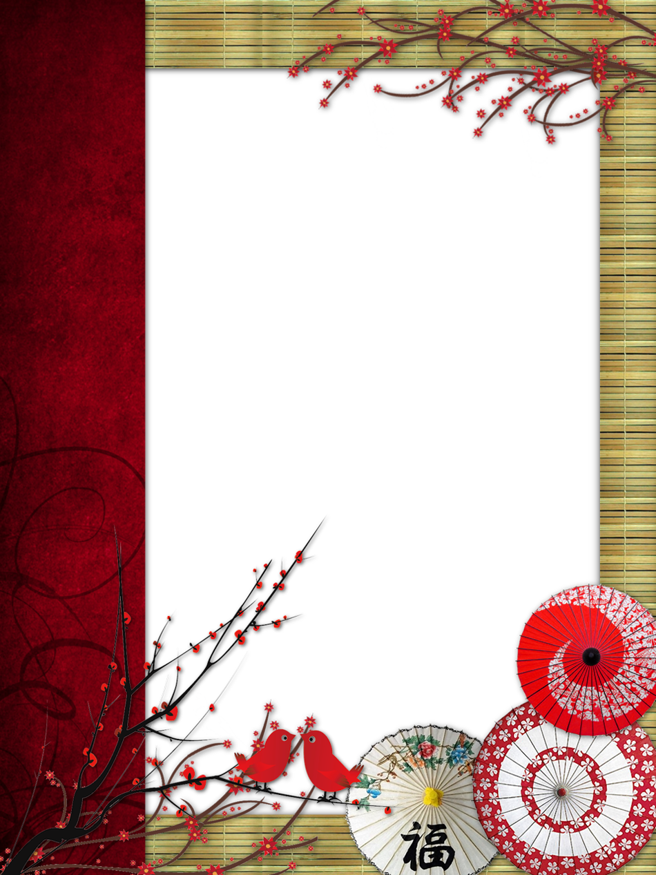 Pin by vero on. Japanese clipart border