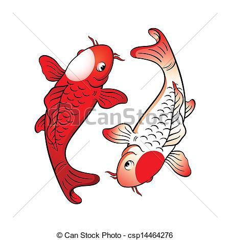 Koi google search diy. Japanese clipart fish