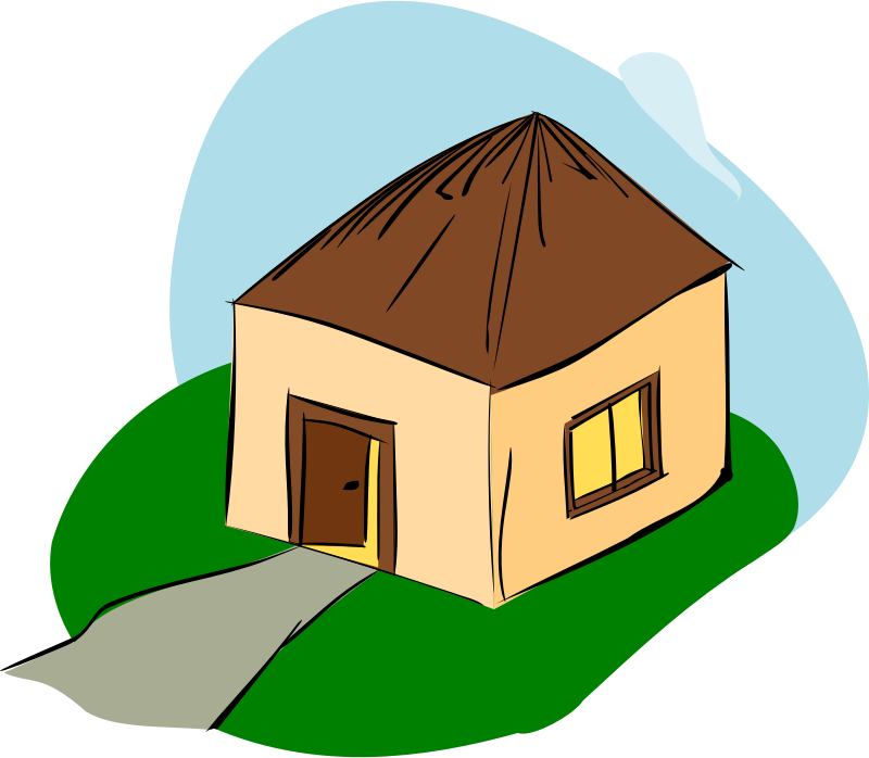 Japanese clipart hut. Dictionary free