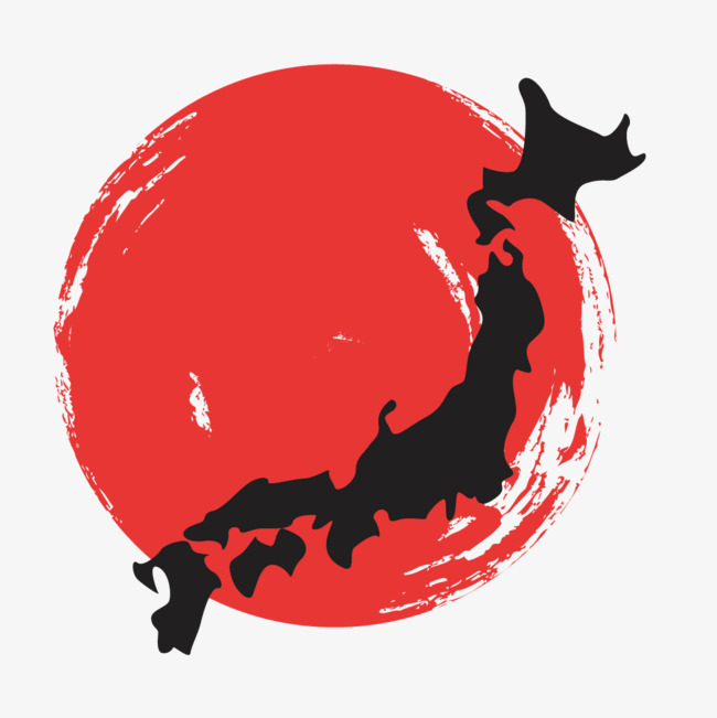 Painting pattern clipa png. Japanese clipart map japan