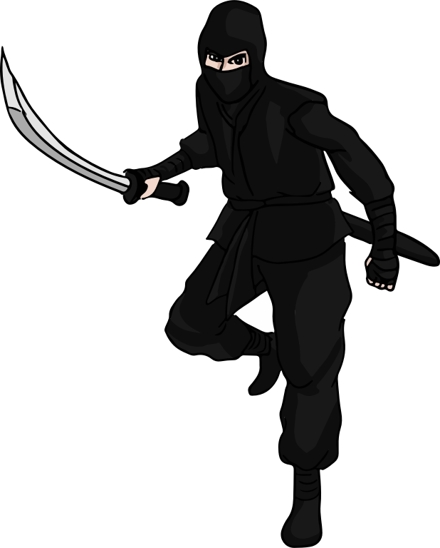 Medium image png . Japanese clipart ninja