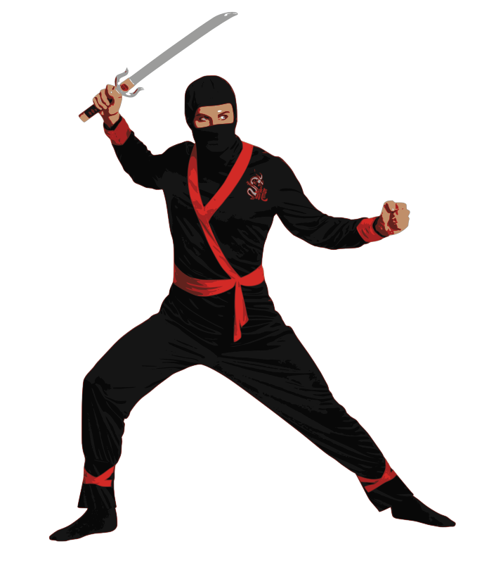 Japanese clipart person japan. Ninja free on dumielauxepices