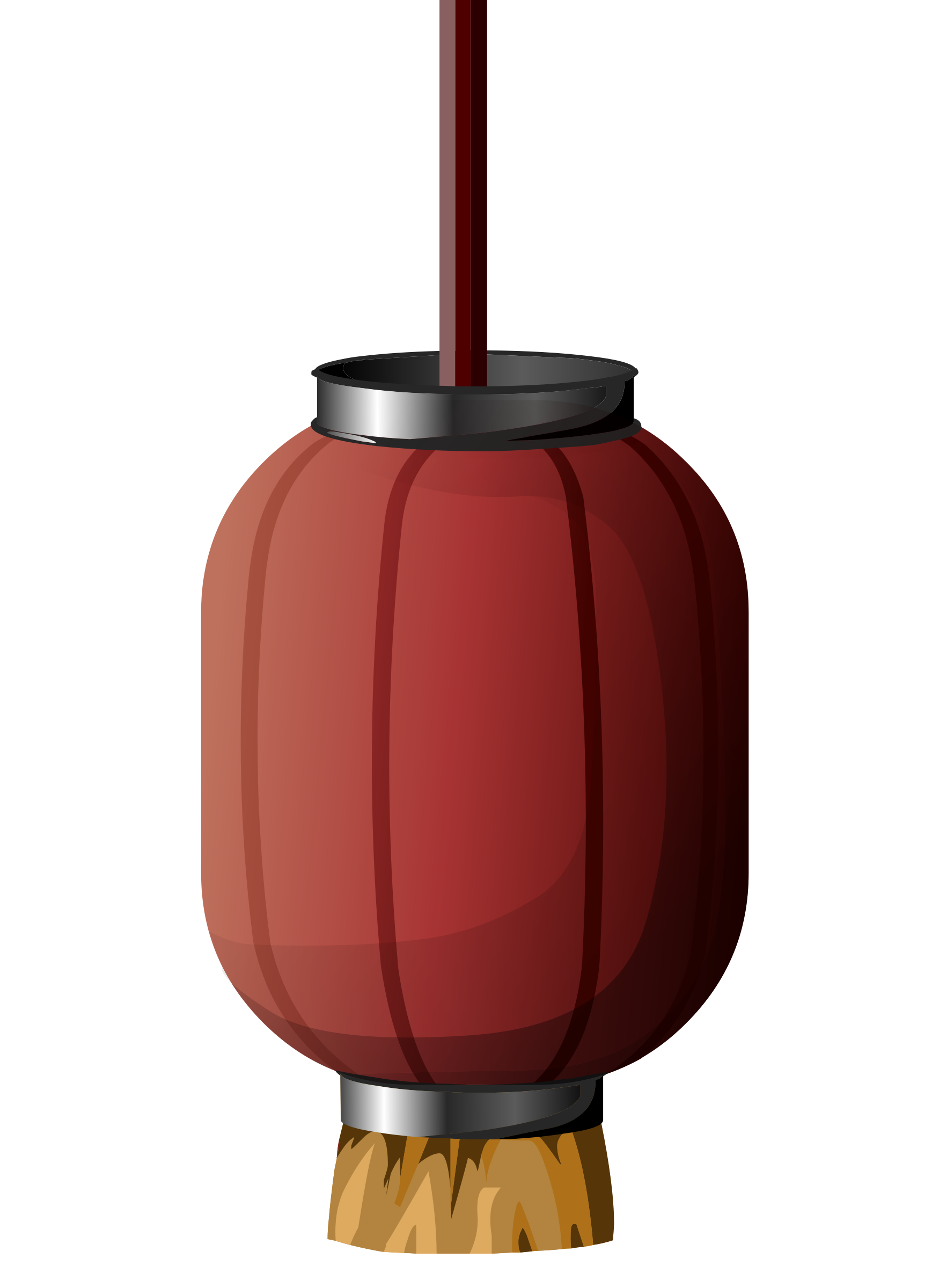 Japanese clipart red lantern. Paper big image png