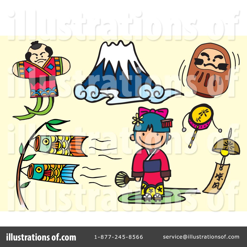 Illustration by noahsknight . Japanese clipart royalty