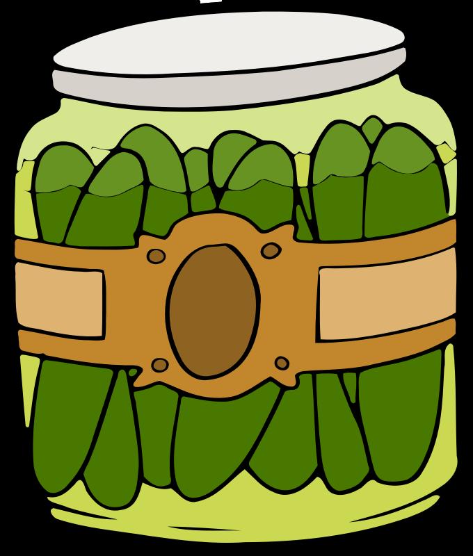 Pickle full jar