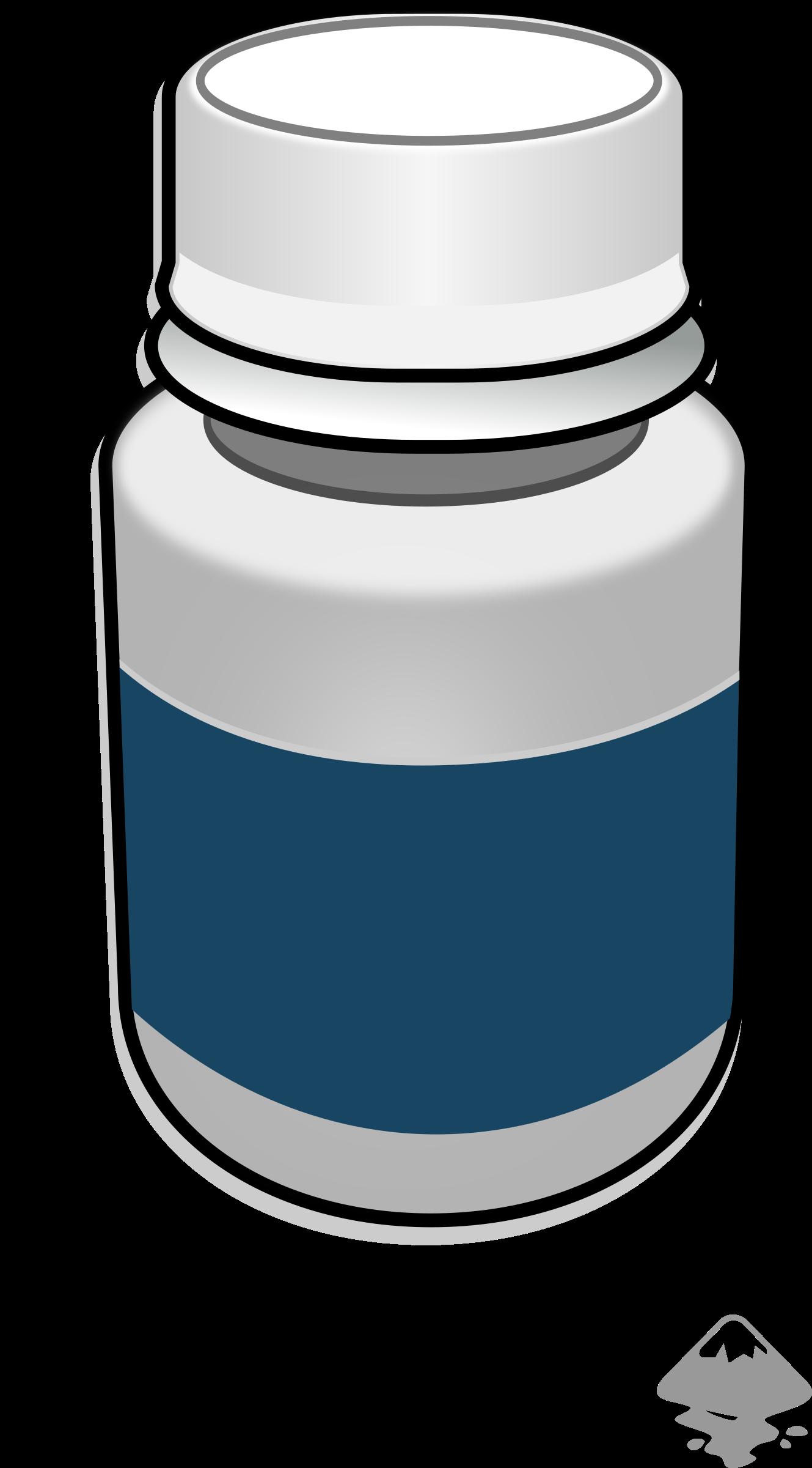 pill clipart pill bottle