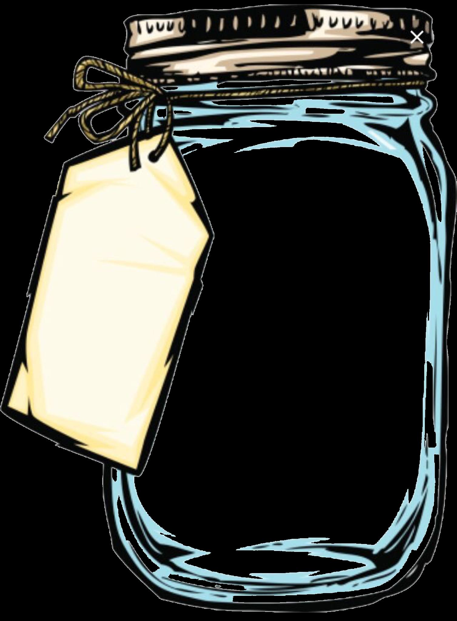Jar clipart print. Pin by april honeycutt