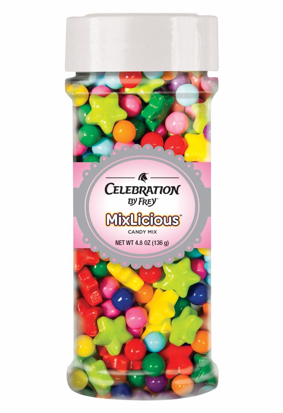 Jar clipart sprinkle. Shaker of sprinkles transparent