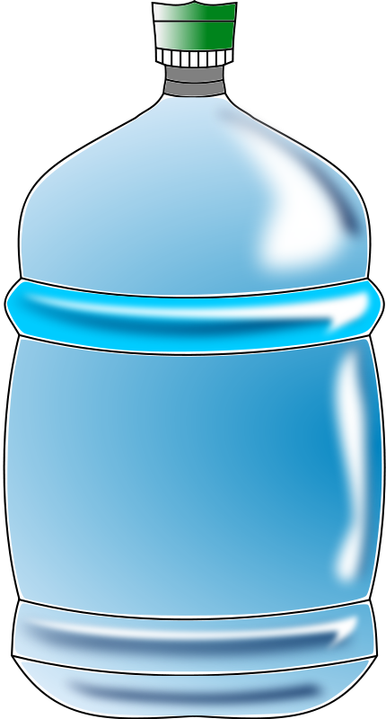 Water clipart banner.  collection of jug