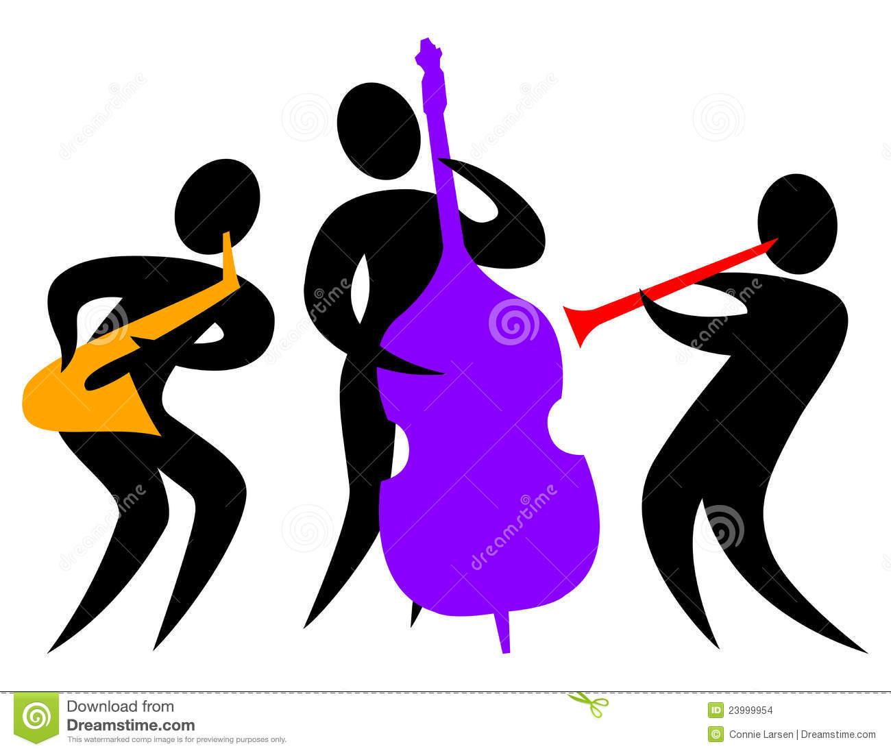 Jazz clipart. Panda free images jazzclipart