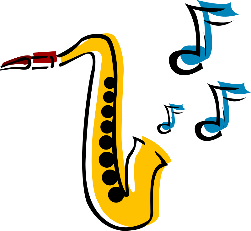 Jazz clipart. Music nyc on the