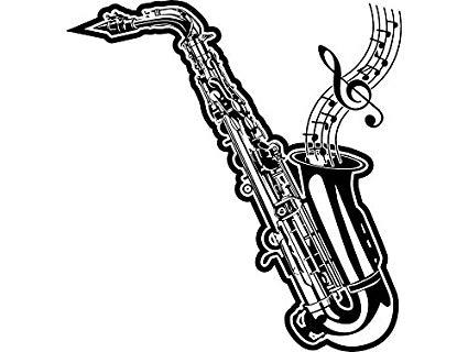 Jazz clipart blues music. Amazon com yetta quiller