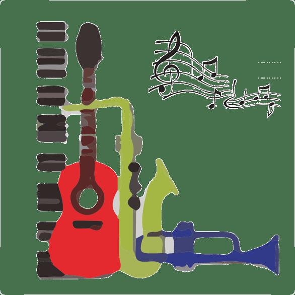jazz clipart instrumentalist