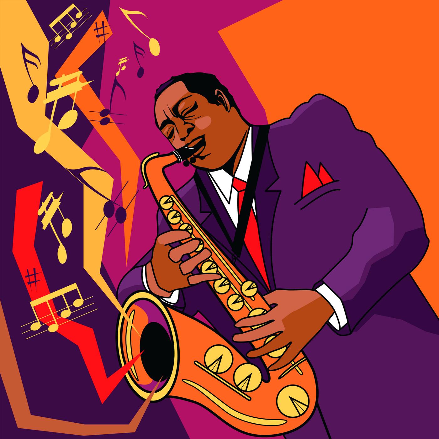 Top musicians you need. Jazz clipart instrumentalist